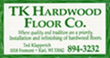 TK Hardwood Floor Co.